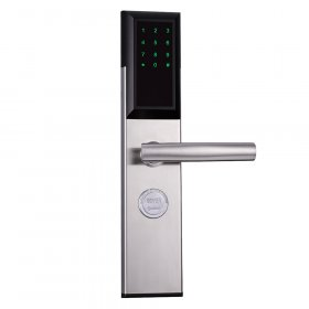 Bluetooth App Access control Keypad Entry Smart Door Lock for Airbnb and Apartment