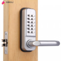 AIBOLI Password smart lock zinc alloy digital electronic door lock Anti-theft withou