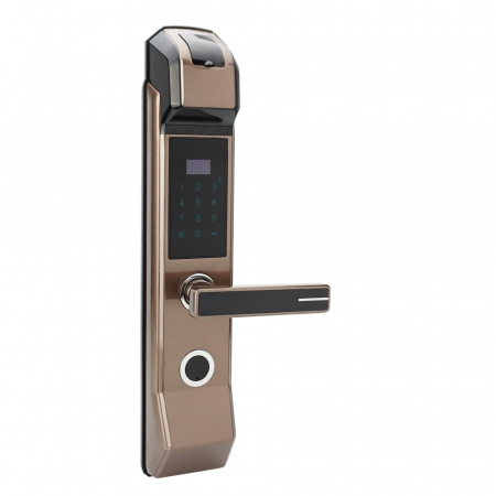 Biometric Electronic Door Lock Smart Fingerprint, Code,Card, Key Touch Screen Digita