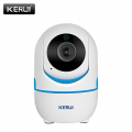 KERUI 720P HD Small Indoor Portable Mini Home Security Wireless WiFi IP Camera Night