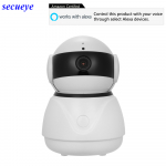 Secueye 1080P IP Camera Working with Amazon Alexa Echo Show and Night Vision 2.0MP
