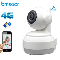 3G 4G SIM Card WiFi IP Camera 960P HD Wireless Home Security IR Vision Detection