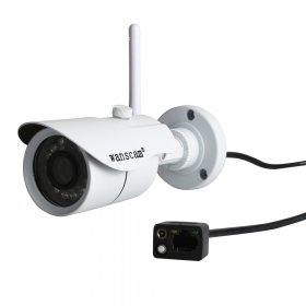 720P HD WiFi Camera Night Vision P2P IP Camera 1.0MP Waterproof IR-cuts Surveillance