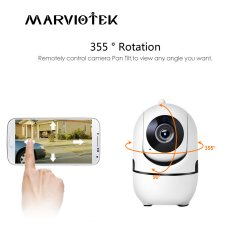 HD 1080P Wireless IP Camera Wi-fi Intelligent Auto Tracking Of Human Home Securit