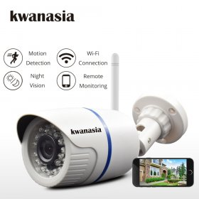 1080P HD IP Camera WiFi Security Camera 960P 720P Outdoor Bullet Wireless Surveillan