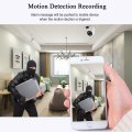 BESDER 2.8mm Metal Dome IP Camera HD 1080P 960P 720P Security Outdoor IPCam Day