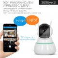 1080P IP Camera 3D positioning Internet network HD video Wireless Home Security