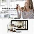 Audio Record 1080P 2MP Wifi ip Camera Outdoor Wireless Home Security SD Slot built