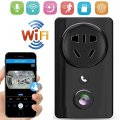 1080P Wifi IP Camera Survilliance Security Camera Outlet Camera Two Way Audio with
