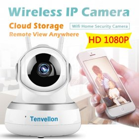 1080P IP Camera WIFI 1080P Full HD 2.0MP CCTV Video Surveillance P2P Home Securit