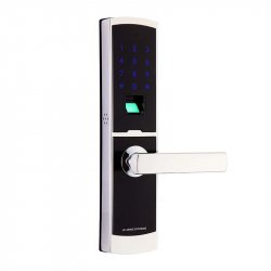 Biometric Electronic Door Lock Smart Fingerprint, Code, Card, Key Touch Screen