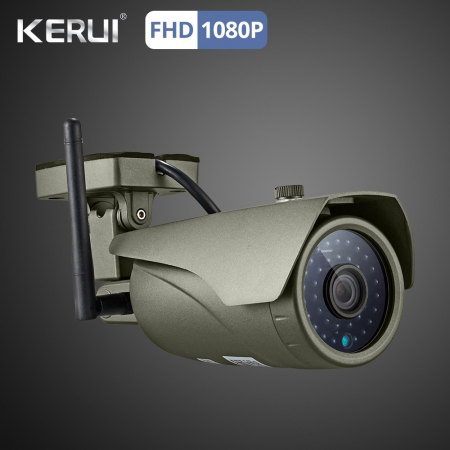 1080P 2.0MP Wireless Outdoor Waterproof HD Wifi IP Camera Onvif Surveillance for